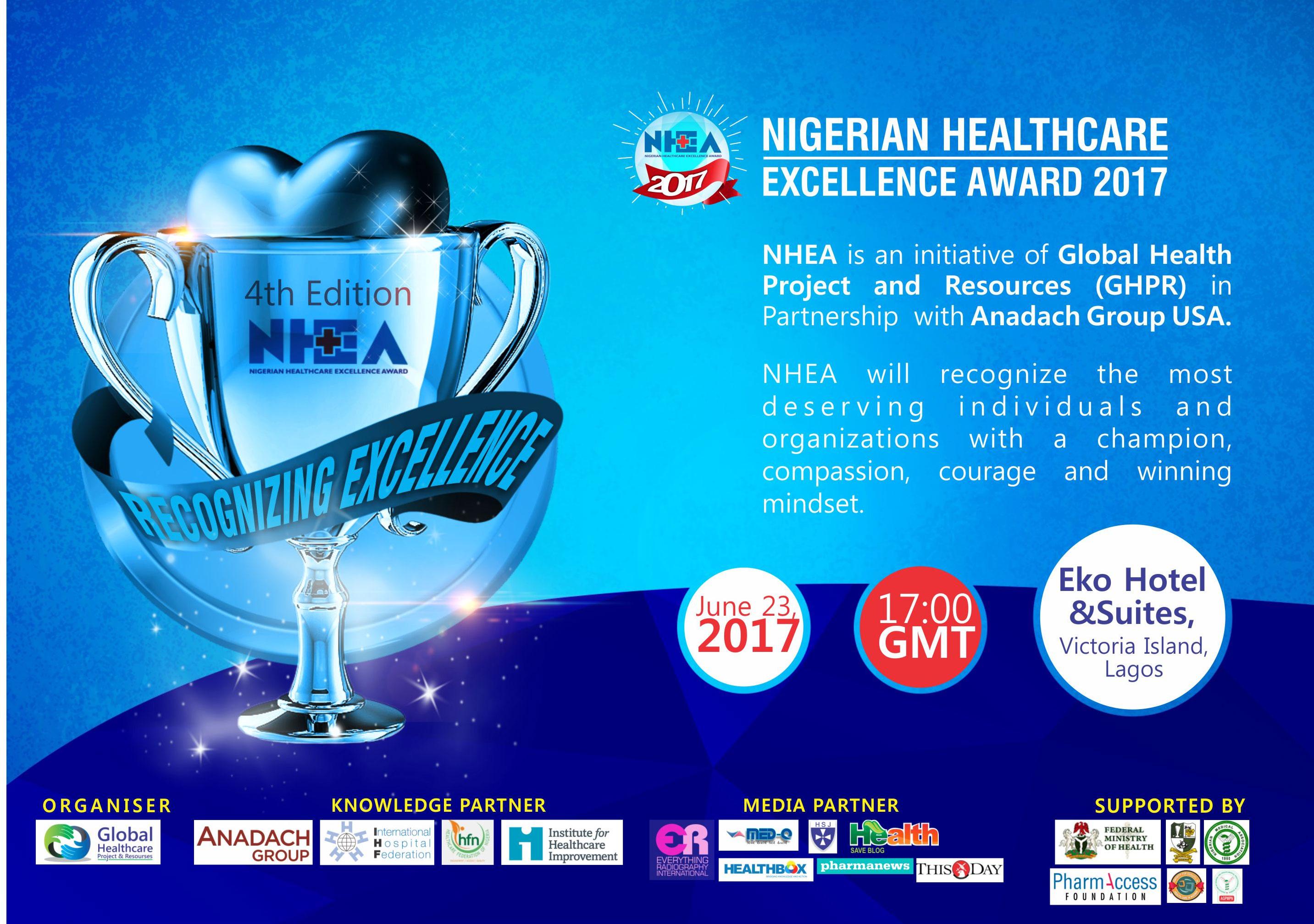 NHEA awards banner