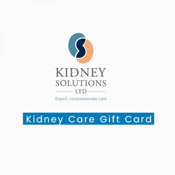 Kidney Lab Check and Consultation Gift Card